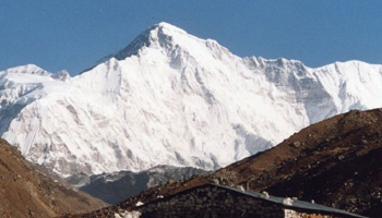 Mt.Cho Oyu Expedition