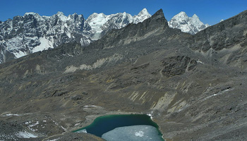 Renjo La pass, Gokyo ri, Chola pass, EBC Trekking-18 Days