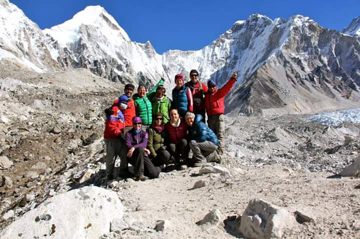 everest base camp trekking cost, google map